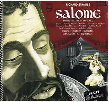 Strauss: Salome / Rudolf Moralt, Wegner, Metternich, Milinkovic - LP Philips
