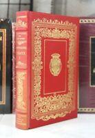 MICHEL de MONTAIGNE ESSAYS VOL 1 - Franklin Library - Great Books Western World