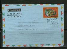 Ungeprüfte Briefmarken aus den USA mit Mischfrankatur