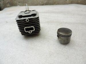 Cilindro pistone segmenti MC CULLOCH motore motosega PM 40 474 484 009307 ORIGIN