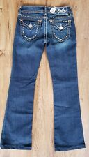 MISS ME 25 JP5017  bootcut blue jeans FREE EXPEDITED SHIPPING!