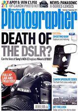 AP magazine with  Nikon D7000  Sony NEX-C3  Canon Speedlight  320EX    3.9.2011