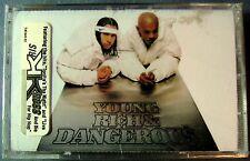 Young, Rich & Dangerous [Ep] by Kris Kross (Cassette, 1996, Ruffhouse) New