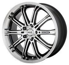 "17"" Maxxim Ferris Wheels Rims 5x4.5 5x100 5 Lug Honda Acura Lexus Toyota Mazda"