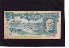 Angola  50 escudos 1962  P-93   VG