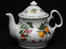 KENT POTTERY SOFT FRUITS Ceramic 4.5 Cups Teapot