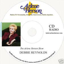 Debbie Reynolds Interview  seven segments - 30 min. CD