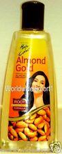 Marico's Hair & Care 200ml ALMOND GOLD OIL Root Strengthening USA SELLER