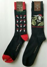 a159af14a845 Tommy Bahama Men Fun Holiday Christmas Socks - 2 Pack!!! *NEW*