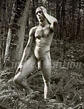 Handsome Male Nude Physique Original Photo Signed Limited Edition 9.19