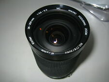 NIKON AI-S FIT VIVITAR 28-200 F3.5/5.3 MC MACRO ZOOM LENS FILM/DIGITAL