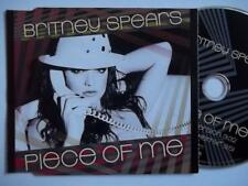 Piece of Me/Basic by Spears,Britney   CD ACC