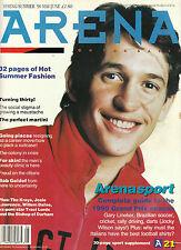 ARENA Magazine 21 GARY LINEKER Bob Geldof WILLEM DAFOE Traci Lords SUZANNE LANZA