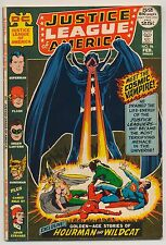Justice League of America #96 (1972) VG/FN (5.0) ~ DC Comics Mike Friedrich