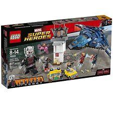 Lego Marvel Super Heroes Her Airport Battle 76051 Set