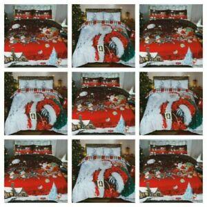 Christmas Xmas Duvet Cover UK Hot Bedding Set Pillow Cases All Sizes New