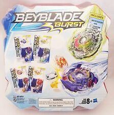 Beyblade Burst Starter Kit Sets Beystadium, Valtryek, Roktavor, Kerbeus, Spryzen