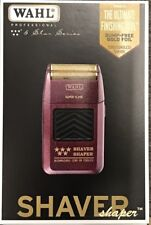 Wahl 5 Star Cord/Cordless Rechargeable Shaver/Shaper Free Priority Mail Shipping