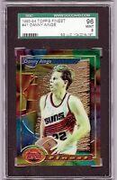Danny Ainge 1993-94 Topps Finest, Graded SGC 96 Mint 9 !!