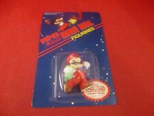 Super Mario Bros. Nintendo NES Toy Figurine Mario w/ Grass Applause 1989 *NEW*