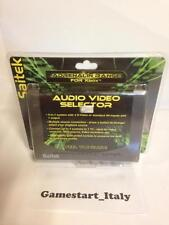 AUDIO VIDEO SELECTOR (XBOX) NUOVO NEW