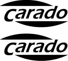 CARADO Caravane 2 pièces Kit autocollants Motorhome choix de couleurs #1