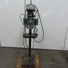 Walker Turner 15 Drill Press Automatic Tapping Machine Command Lead Matic Head