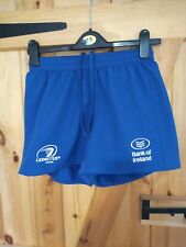 """LEINSTER RUGBY UNION VAPODRY SHORTS BY CANTERBURY SIZE SMALL 32"""" - NEW"""