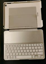 BELKIN QODE Ultimate Keyboard case for iPad Air 2 (White) Pre-owned
