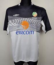 IRELAND National Football Team Shirt Adult Medium Men's Jersey White Irish M