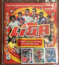 Panini La Liga 2014-2015 Complete Sticker Collection