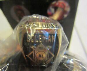 St. Louis Cardinals National League Champions Replica Ring  Coleman 1985