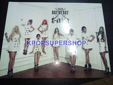 T-ARA 6th Mini Album Day By Day CD Great Condition Rare OOP Copa Cabana
