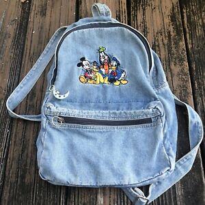 Embroidered Backpack - Disney World Backpack NEW DESIGNS! Disney Backpack Embroidered Disney World Sling Backpack