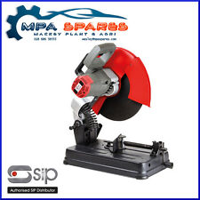 """SIP 01308 14"""" ABRASIVE CUT-OFF SAW WITH BLADE - 230V"""