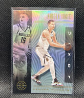 Nikola Jokic Denver Nuggets 2019-20 Panini Illusions #60