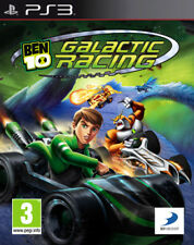 Ben 10 Galactic Racing PS3 - totalmente in italiano