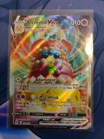 Pokemon Alcremie Vmax 023/073 Champion's Path Ultra Rare Full Art NM/Mint!