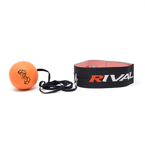 Rival Boxing Ball Headband Reflex Fitness Speed Training Home Exercise