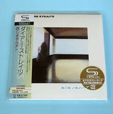 DIRE STRAITS S/T Japon MINI LP CD SHM Brand New & STILL SEALED