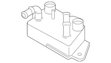 Genuine Ford Cooler CV6Z-7A095-A