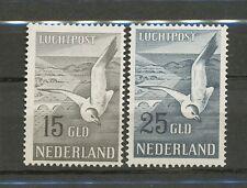 Nederland Luchtpost 12 - 13 postfris (2)