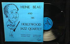Heinie Beau-And His Hollywood Jazz Quartet-Henri 101-ALVIN STOLLER