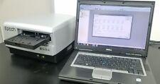 Warranty BioTek Epoch Microplate Spectrophotometer + Laptop + Software u2