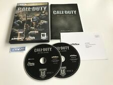Call Of Duty - Game Of The Year Edition - PC - FR - Avec Notice