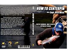 How to Centerpin Float Fishing DVD
