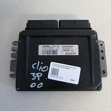 Centralina motore ECU 8200059086 Renault Clio Mk2 1998-2001 (0964 22-2-B-1)