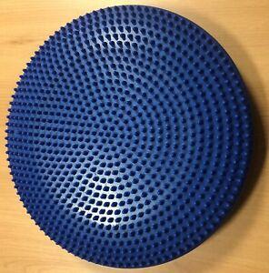 JPM 36cm Wobble Cushion/Balance Cushion-Home, Office, Training, Physio BNIB