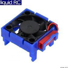 PowerHobby PH3000BLUE Cooling Fan for Traxxas Velineon Vlx-3 Blue