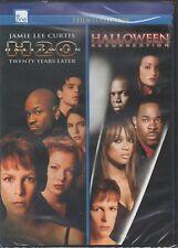 HALLOWEEN: H20 / HALLOWEEN RESURRECTION - DOUBLE FEATURE (DVD)